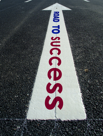 surpassing: Asphalt road to success