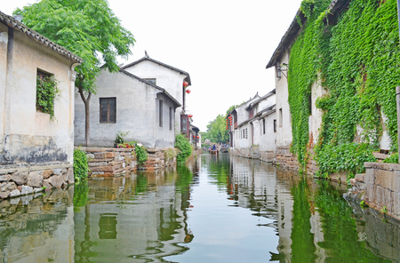zhouzhuang: Zhouzhuang is a town with a thousand years of history.