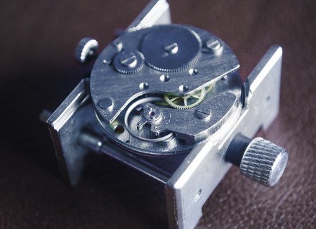 old mechanical watch