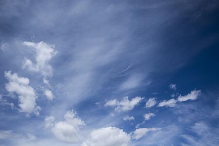 blue sky Stock fotó