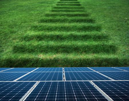 Solar panel 版權商用圖片 - 107358105