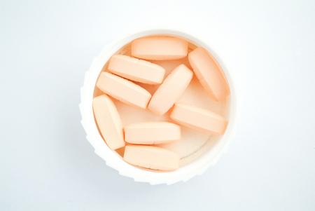 Pills Background 版權商用圖片 - 108725402
