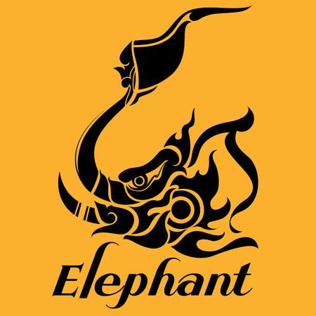 Elephant Ilustração