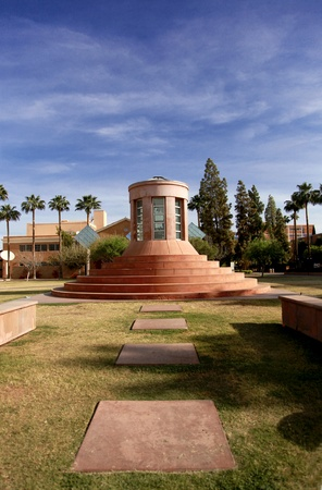 ASU Campus library