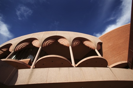 Arizona State University Gammage Building Stock Photo - 13336612