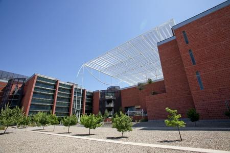 Universit� de l'Arizona Bio5 b�timent