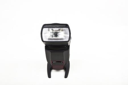 flash light: camera flash light Stock Photo