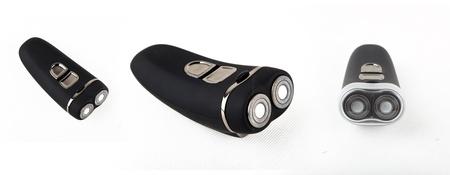 electric shaver: nero rasoio elettrico