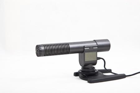 camera DV microphone photo
