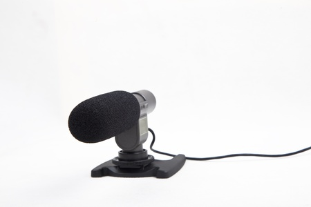 camera DV microphone photo
