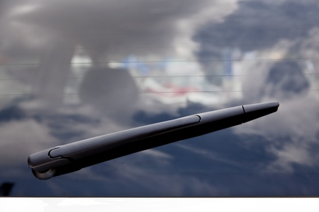 windshield wiper Stock Photo - 13886368