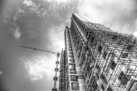 chantier Banque d'images