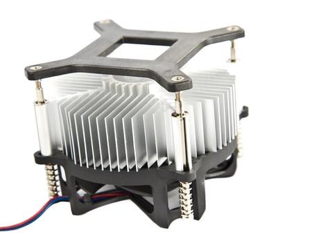 CPU fan photo