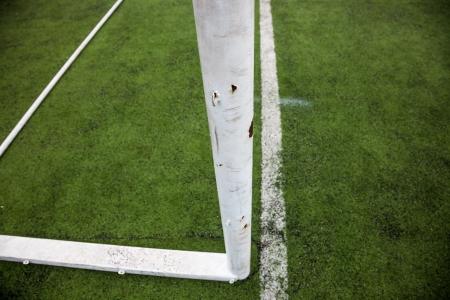 soccer field Stock Photo - 17844297