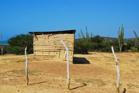 mud house: Mud house Stock Photo