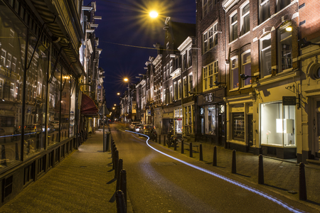 long: long exposure shot @ amsterdam