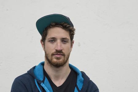 Porträt eines cool dude