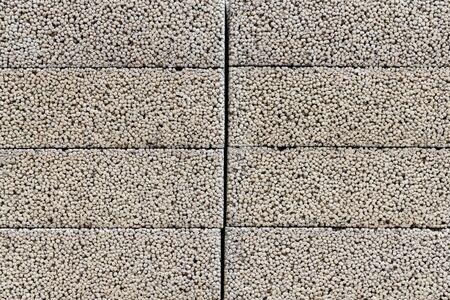 building material - light concrete - lightweight concrete