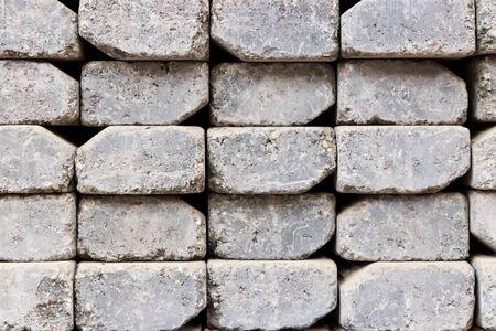 building material - concrete tiles - concrete blocks