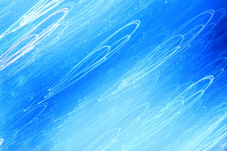whizz: Blue Background - Abstract Art of Color and Screen Saver Swirls