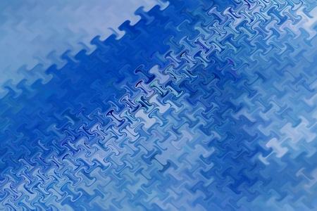 logo couleur: Bleu Fond d'�cran - Couleur de fond et d'art abstrait de beaut� Screensaver Banque d'images
