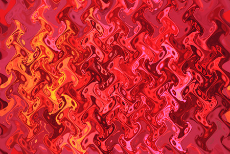 mesmerize: Red Puzzle - Color Backgrounds that Inspire