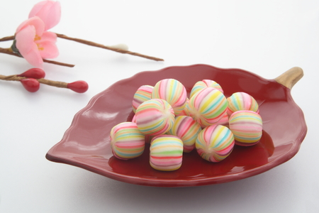 Candy for Girls Festival, Japanese sweets