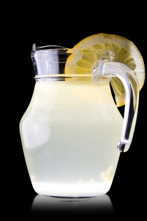 Fresh lemonade  Stock Photo - 7213489