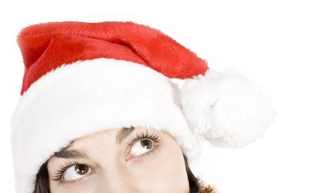 All I want for Christmas is...  Stock Photo - 12321040