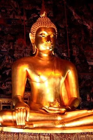 godhead: buddha statue in thailand
