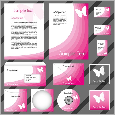 EPS10 business vector template