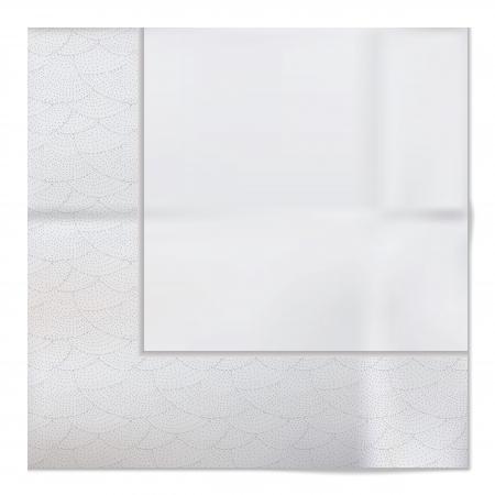 servilleta de papel: Vector servilleta