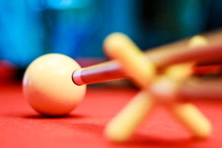 Billiard time