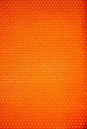 Orange shell pattern background 写真素材
