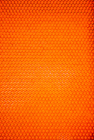 Orange shell pattern background Imagens