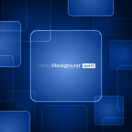 Virtual Technology  Background Vector
