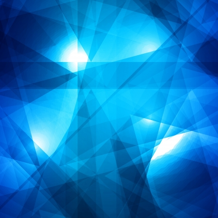 space background: Abstract blue background for design