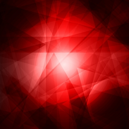 Abstract red background for design illustration Illustration