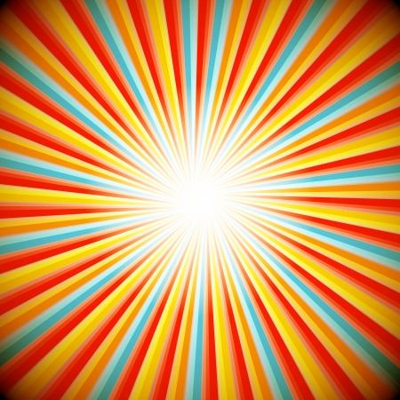 bursts: Sfondo astratto di scoppio stella