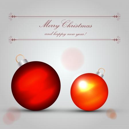 Christmas Card  Design Stock Vector - 15282474