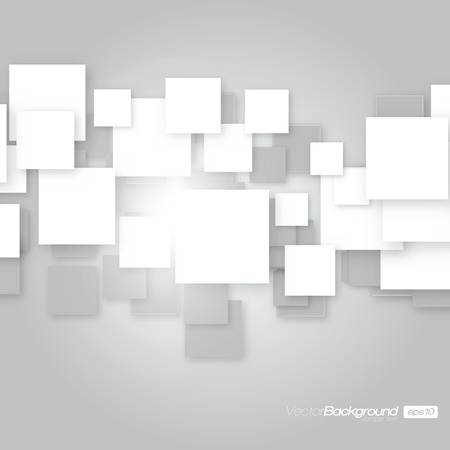 Square blank background Design Concept Stock Vector - 15282745