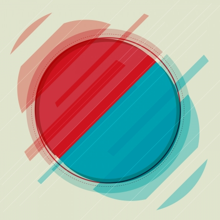 Abstract Circle Background Stock Photo - 16135538