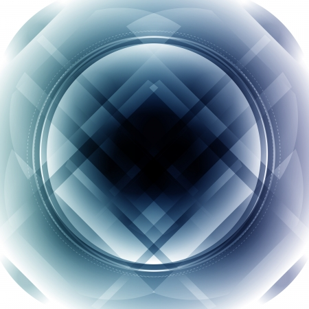 Abstract Circle Vector Background Stock Vector - 16135542
