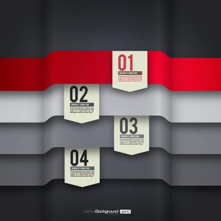 visual information: Modern Design Layout   Infographic Elements