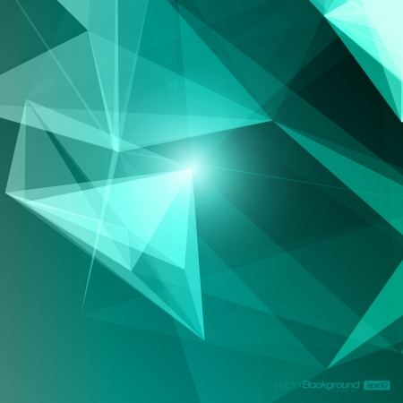 Abstract Geometric Background for Design   EPS10 Illustration Stock Vector - 17192007