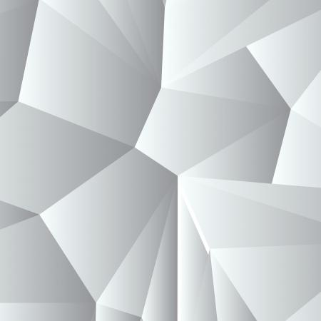cartone strappato: Astratto Triangolo Background Paper Layout Design Illustrazione Vettoriali