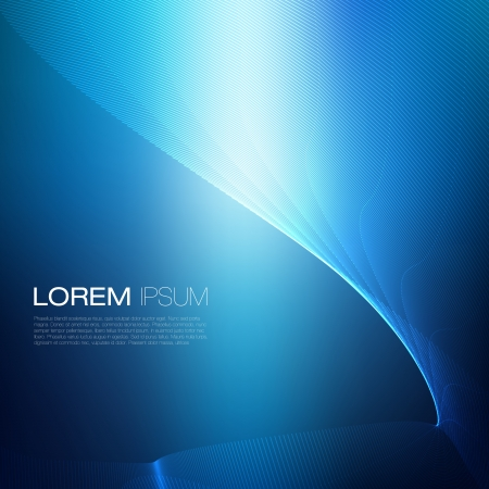 Blue Modern Business Lines  Background  Design Layout
