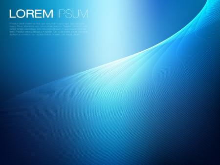 artistic background: Blue Modern Business Lines Vector Background   EPS10 Design Layout
