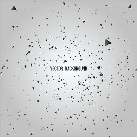 Vector Explosion   EPS10 Design Illustration Vector