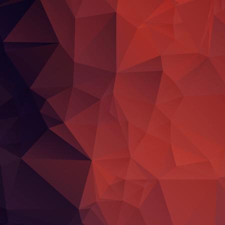 trừu tượng: Tóm tắt Polygonal Background
